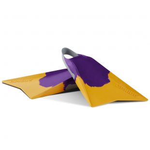 BODYBOARD SWIMFINS VULCAN V2 PURPLE/SPECTRA