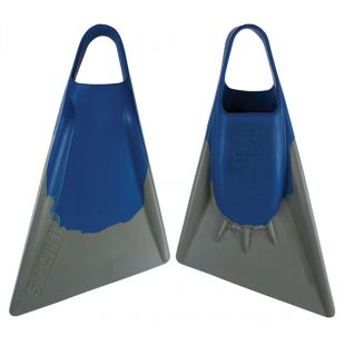 BODYBOARD SWIMFINS STEALTH S2 BLUE/GREY