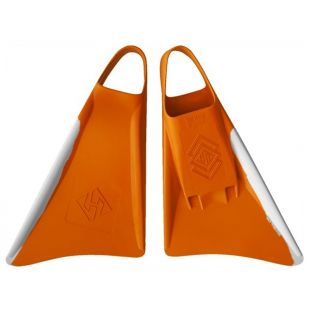 HUBBOARDS AIR HUBB ORANGE/WHITE