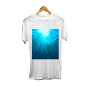 ZION MERMAID SUBLIMATION T-SHIRT