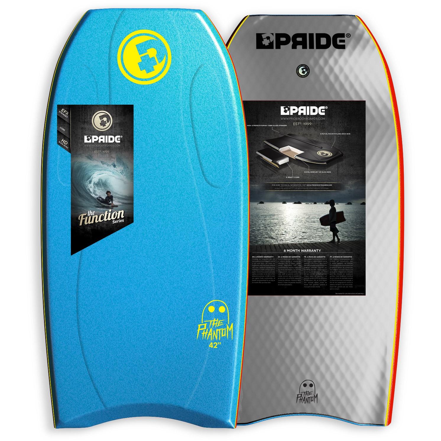 Pride Bodyboard The Combo PE
