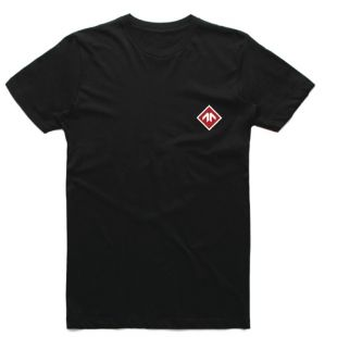 FOUND DIAMOND LOGO T-SHIRT