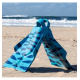 BODYBOARD SWIMFINS DAFIN ZAK NOYLE LIGHT BLUE