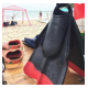 BODYBOARD SWIMFINS DAFIN BLACK/RED