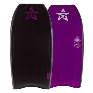 BODYBOARD STEALTH BEARDED LADY KINETIC PP ISS