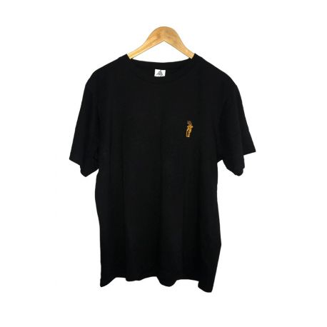 ZION CARRY THE TORCH EMBROIDERED T-SHIRT