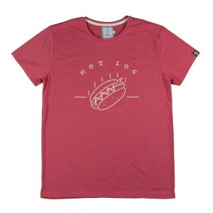 SEN NO SEN Red Hot Log T-SHIRT