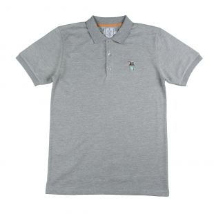 SEN NO SEN WAVY CREAM POLO