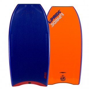 BODYBOARD PRIDE GURU PP SINGLE TO DOUBLE CONCAVE