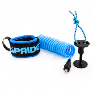 PRIDE LEASH DELUXE POIGNET