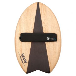 WAW TIMBER BODYSURFING HANDPLANE