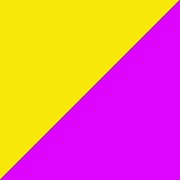 Yellow/Ultra Violet