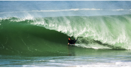 Miguel Adao rejoins les teams Bodyboard Center et Stealth Army