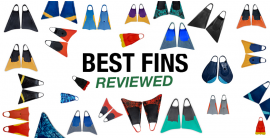 We've tested the best bodyboarding fins on the market