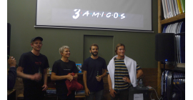 Report: 3Amigos Premiere